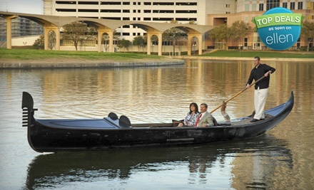 60-Minute Gondola Ride for up to 4 - Gondola Adventures in Irving