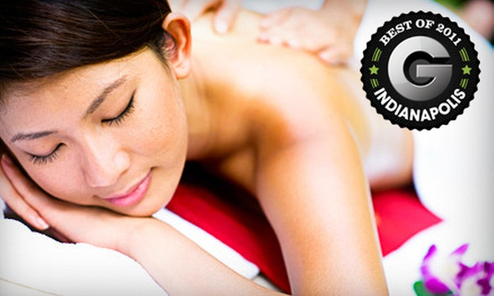 MoonDance Massage Therapy - Indianapolis: 29 for Full-Body Holistic Massage at MoonDance Massage Therapy ($70 Value)