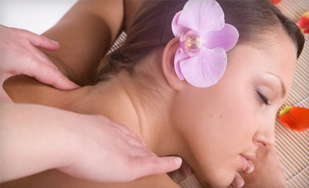 Relaxation Massage and Brush-n-Buff Exfoliation Treatment (an $82 value) - Bella Mia West Salon & Spa in Brecksville