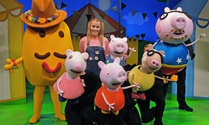 Peppa Pig Live! : Peppa Pig Live! Big Splash on Friday, December 4 at 6 p.m.