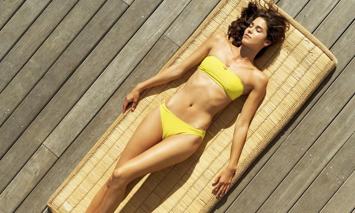 VIP Tanning Salon - Clinton Township (Cass Ave) - Multiple Locations: $40 Off One Month Unlimited All Access for New Members at VIP Tanning Salon - Clinton Township (Cass Ave)