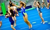 Roots Gymnastics Center - Rock Valley: Five Open Gymnastics Sessions for One or Two Kids at Roots Gymnastics in Westfield (Up to 56% Off)