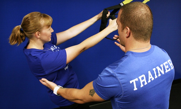 BA Fitness - Norman: $29 for an Initial Assessment and Three Personal-Training Sessions at BA Fitness in Norman ($280 Value)