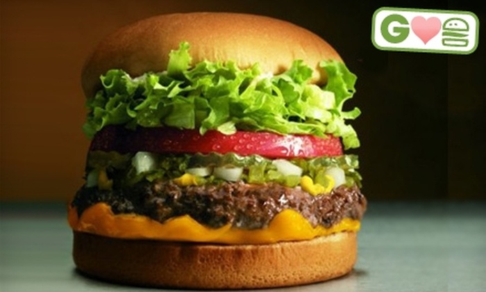 Fatburger - Riverside: $8 for $16 Worth of Beefy Eats, Signature Shakes, and Homemade Sides at Fatburger in Riverside