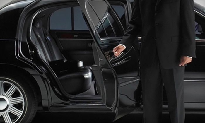 Tulsa Luxury Sedan - Battle Creek: One-Way or Roundtrip Airport Transportation or Two Hours of Luxury Car Service from Tulsa Luxury Sedan (Up to 62% Off)