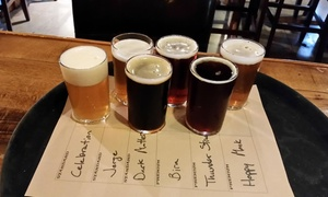 Sweet Mullets Brewery: Two Flights of Beer for Two at Sweet Mullets Brewery (Up to 46% Off). Two Options Available.