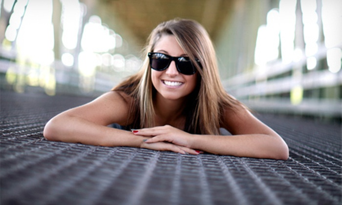 Freeland Photography - Downtown Lee's Summit: $59 for a Senior Photo-Shoot Package with Two Prints and Two Digital Images at Freeland Photography ($140.75 Value)