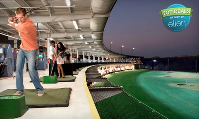 TopGolf - Multiple Locations: $18 for Playing Card with Golf-Range Games and Club Rental at TopGolf in Allen or Dallas ($35 Value)