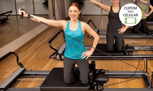 Fit Studio de Pilates: Pilates Fit Studio RM – Petrópolis: 1, 2 ou 3 meses de pilates funcional