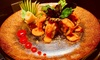 Up to 30% Off Sushi and Asian Cuisine at Azuma Sushi & Teppan