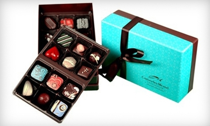 Christopher Michael Chocolates - Costa Mesa: $39 for One Chocolate-Making Class ($80 Value) or $10 for $20 Worth of Chocolates at Christopher Michael Chocolates