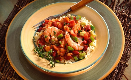 Creole Lunches for 2 - Bernard's Creole Kitchen in San Antonio