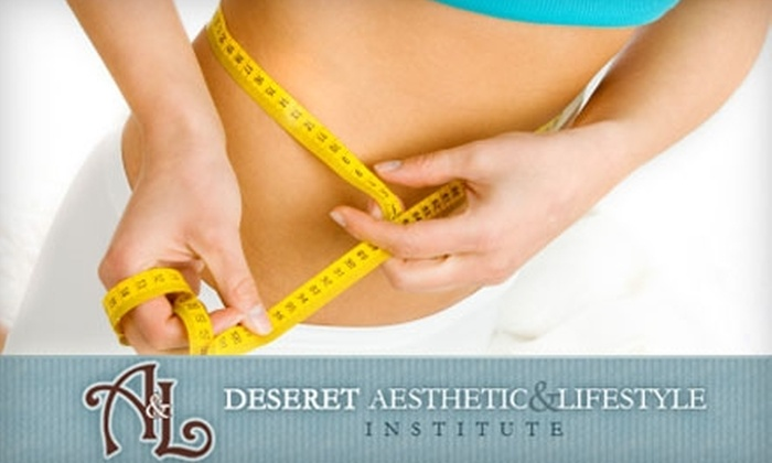 Deseret Aesthetic & Lifestyle Institute - Wyndhavens Apartment: $49 for Body-Wrap Treatment at Deseret Aesthetic & Lifestyle Institute