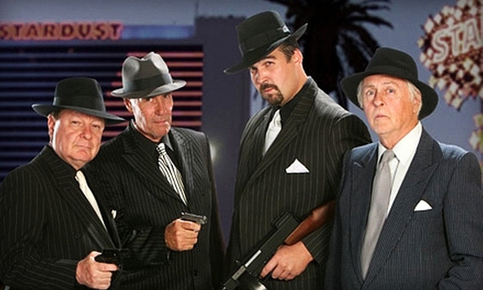 Vegas Mob Tour - The Strip: 2.5-Hour Gangster-Sites Tours for One, Two, or Four from Vegas Mob Tour (Up to 63% Off)
