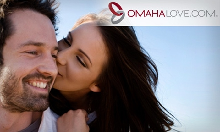 Omaha Love - Central Omaha: $49 for Three Months of Dating-Site Access Plus Perks from Omaha Love (Up to $580 Value)