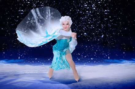 Disney On Ice presents Worlds of Enchantment (April 17–18)