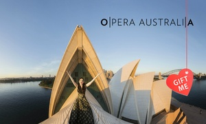 Great Opera Hits 2017: $49 for One A-Reserve Ticket to Opera Australia's Great Opera Hits 2017 at the Sydney Opera House (Up to $77.50 Value)