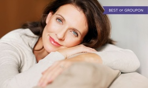 Seriously Skin Cosmetic & Laser Medicine: $350 for a Restylane Injection at Seriously Skin Cosmetic & Laser Medicine ($600 Value)