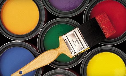 $50 Worth of Painting Supplies and Paint - Decorative Designs Paints & Coatings in Ocala