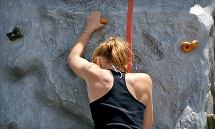 Vertical Extreme - Downingtown: Intro-to-Rock-Climbing Course or Five Visits to Vertical Extreme in Downingtown