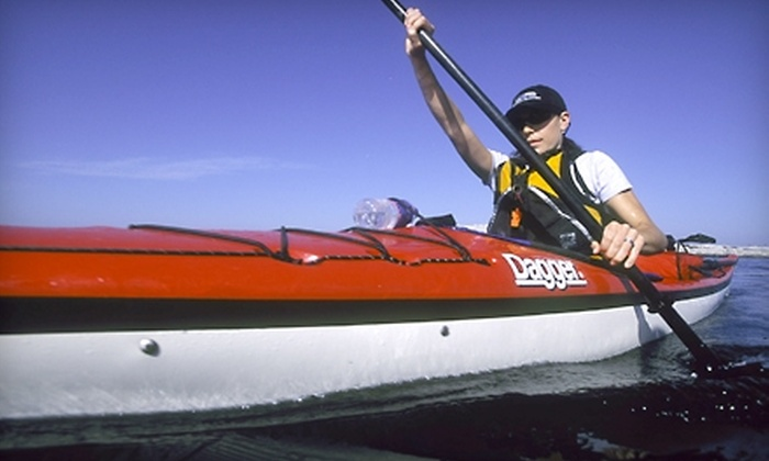 East Coast Outfitters - Terence Bay: Kayak Rental or Tour from East Coast Outfitters. Three Options Available.