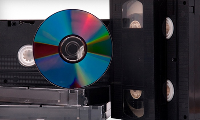Cam Video Productions - Trussville: $20 for $40 Toward Digital-Media Services at Cam Video Productions in Trussville