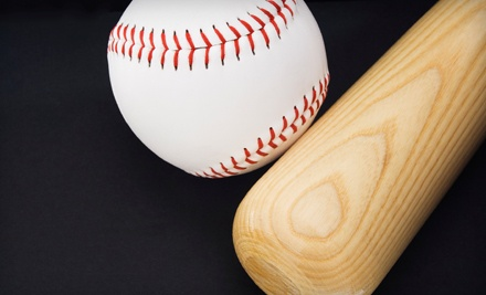 17 Batting-Cage Tokens Good for 272 Pitches (a $20 value) - Grand Slam 2 in Chesapeake