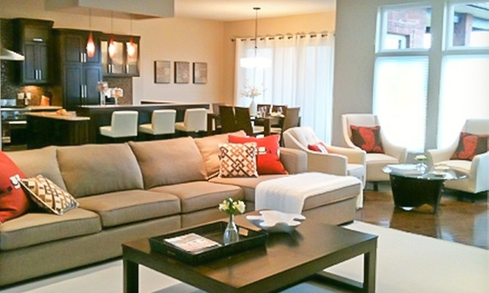 Danielle Rojek Interiors - Windsor: $80 for Two Hours of Interior-Design Consultation and Redecoration Services from Danielle Rojek Interiors ($160 Value)
