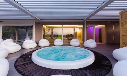 Castel Volturno: camera Standard, Lodge o Suite con colazione o mezza pensione e Spa per 2 al Plana Resort & Spa 4*