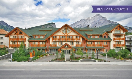 Stay at Spruce Grove Inn in Banff, AB, with Dates into May