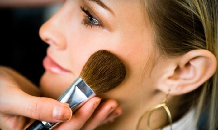 A Salon 7 - Reno: $59 for a Mini Makeover at A Salon 7 (Up to $182 Value)