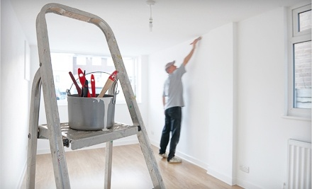 Texas Painting Company: 1 Interior Room - Texas Painting Company in