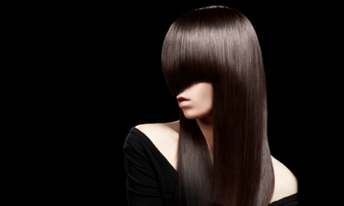 Brittany's Spa Salon - Argyle Forest: $99 for a Brazilian Blowout at Brittany's Spa Salon ($250 Value)