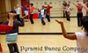Pyramid Dance Company - Multiple Locations: $35 for a Six-Week Beginner Belly Dance Class at Pyramid Dance Company ($64 Value)