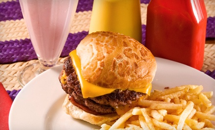 Burger Meal for 2 (up to a $34 total value) - City Place Grill in Corona