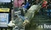 Ross Coleman Invitational PBR Bull Riding - Molalla: $25 for a Professional Bull Riding Outing for Two to the Ross Coleman Invitational at the Molalla Buckeroo Grounds (Up to $70 Value). Two Dates Available.