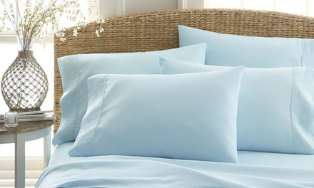 Microfiber Home Collection Premium Ultra Soft Bed Sheet Set