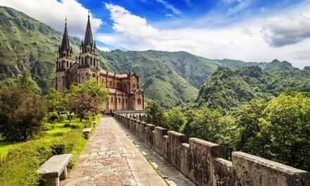 Asturias: habitación doble budget para 2 con opción a desayuno, copa de bienvenida o media pensión en Hotel La Molinuca