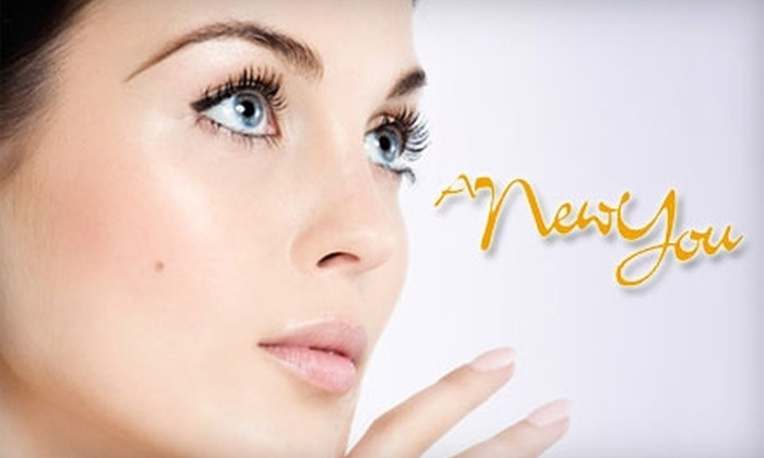 A New You by Claire & Co.  - Cheektowaga: $12 for Admission to Institut Esthederm Event at A New You by Claire & Co. ($25 Value)