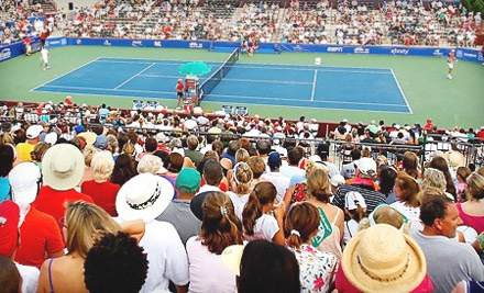 Winston-Salem Open at Wake Forest Tennis Center on Mon., Aug. 22 at 11AM: Reserved-Section Seating - Winston-Salem Open in Winston-Salem