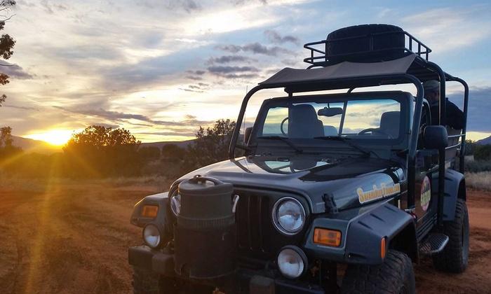 Arizona Safari Jeep Tours - Sedona, AZ | Groupon