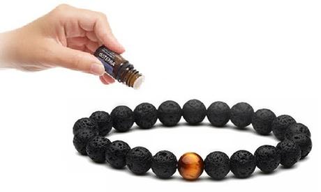 1x oder 2x Diffusor-Armband für ätherische Öle