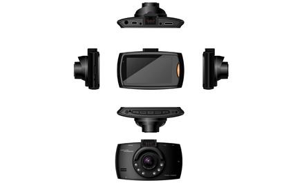 170° Full-HD Dashcam DVR mit Nachtsicht und Zubehörinkl. Versand (Frankfurt)
