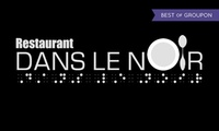 Three-Course Dinner and 25% Off Alcohol for Two or Four at Restaurant Dans le noir QDS (Up to 45% Off)