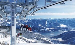 Stacja Narciarska Stok Kamienica: Skipass: karnet 4-godzinny za 39,99 zł i więcej opcji na Stacji Narciarskiej Stok Kamienica (do -44%)