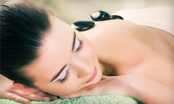 Radiance of Life Mini Day Spa - Los Angeles: 50- or 80-Minute Aromatherapy or Hot-Stone Massage at Radiance of Life Mini Day Spa (Up to 56% Off)