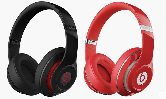 0dcc089fe81 Beats by Dr. Dre Studio 2.0 Noise-Canceling Headphones | Groupon