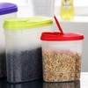 Set of 3 Storage Containers with Dispensers