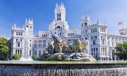Groupon.it - Madrid 4*: camera doppia/matrimoniale per 2 con colazione opzionale presso Vincci Soho