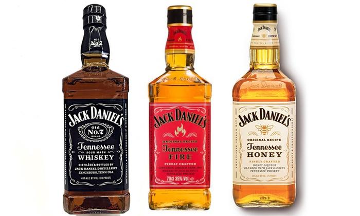 Jack an coke
